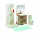Djeco - Dollhouse - The Bathroom